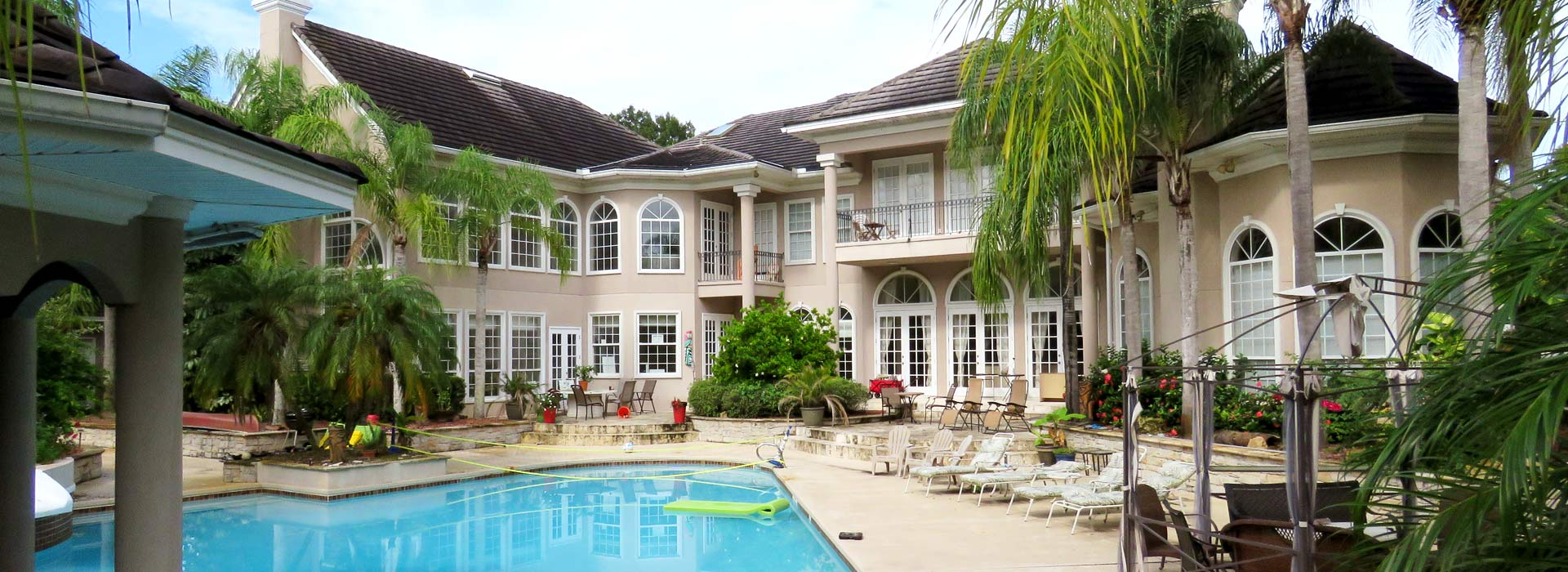 Central Florida Home Inspections Luxury House